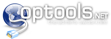 optools.com :: the admin's swiss knife